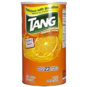 免运费!包美国直邮卡夫果珍KRAFT TANG甜橙味果味C橙C 2.04kg