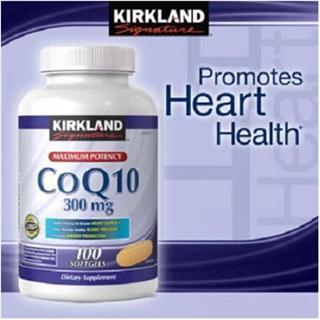 美国 Kirkland柯兰辅酶Q10 300毫克 100粒