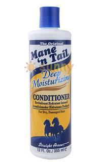 免运费包美国直邮 Mane'n Tail 箭牌马牌护发素防脱发修复355ml