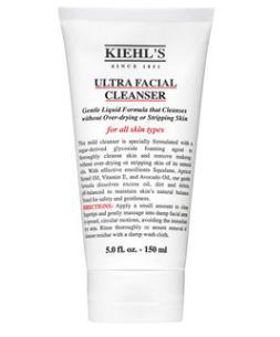 Kiehl's科颜氏保湿洗面奶/特效高保湿洁面乳75ML/150ml