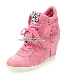 ASH粉色折扣 38-40码