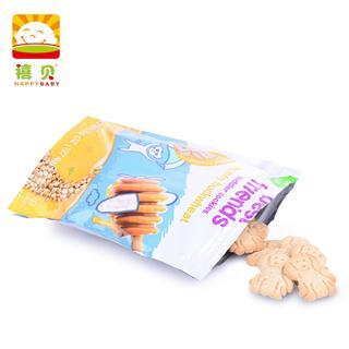 动物造型饼干2袋装组合