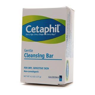 【代购直邮】Cetaphil丝塔芙温和洁面皂127g  好妈妈家庭必备