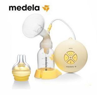 美国直邮 新版Medela丝韵Swing电动吸乳器吸奶器 包税包邮