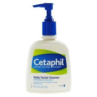 免运费!包美国直邮Cetaphil丝塔芙温和泡沫洗面奶237ML 中至油性