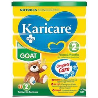 澳洲直邮 可瑞康Karicare山羊奶粉1段/2段 2罐包邮