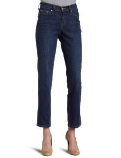 LEVIS 512女式修身直筒牛仔裤
