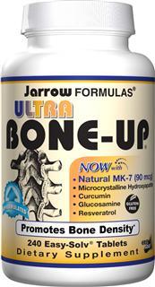 Jarrow Formulas Bone-Up 增强型老年人骨密度补充剂-240粒