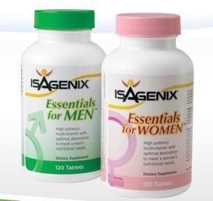 美国直邮 ISAGENIX 爱身健丽均衡营养素