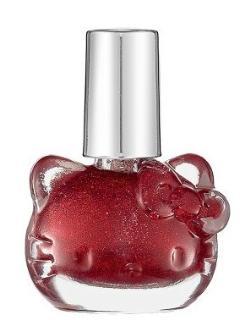 美国直邮丝芙兰Sephora Hello Kitty 限量多彩缤纷指甲油现货特价