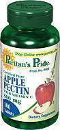 美国直邮Puritan's苹果醋酸瘦身降脂排毒100粒