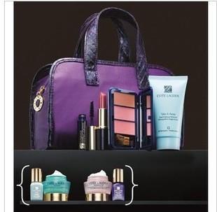 雅诗兰黛Nordstrom12年10月礼包7件套装/淡斑精华 彩妆