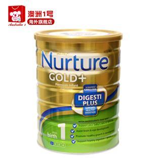 澳洲亨氏HEINZ金装1段奶粉