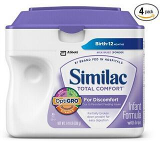 Similac 一段金盾婴儿奶粉 适合消化不良宝宝638g