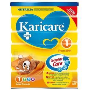Karicare 可瑞康普通装一段婴儿奶粉 900克