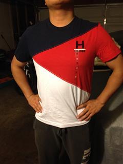 Tommy男士短袖T恤