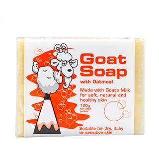 Goat Soap 羊奶皂 燕麦精华 100g 保湿滋润 澳洲直邮!