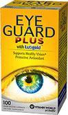 免运费包美国直邮vitamin world强化护眼宝15种营养超级护眼100粒