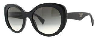 美国代购 PRADA普拉达 SPR 12P 新款复古猫眼太阳镜 4色包直邮