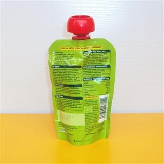 英国Hipp喜宝果泥 蜜桃+苹果+蓝莓味 4个月+ 100g 英国直邮