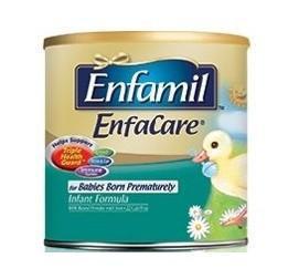 免运费!包美国直邮美赞臣EnfamilEnfaCare早产儿体重过轻奶粉363g