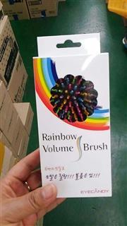 Eye Candy彩虹梳子美发气囊按摩梳,防静电顺发梳子