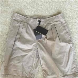 巴宝莉女士短裤,腰围80厘米两尺四 特价 - 洋码