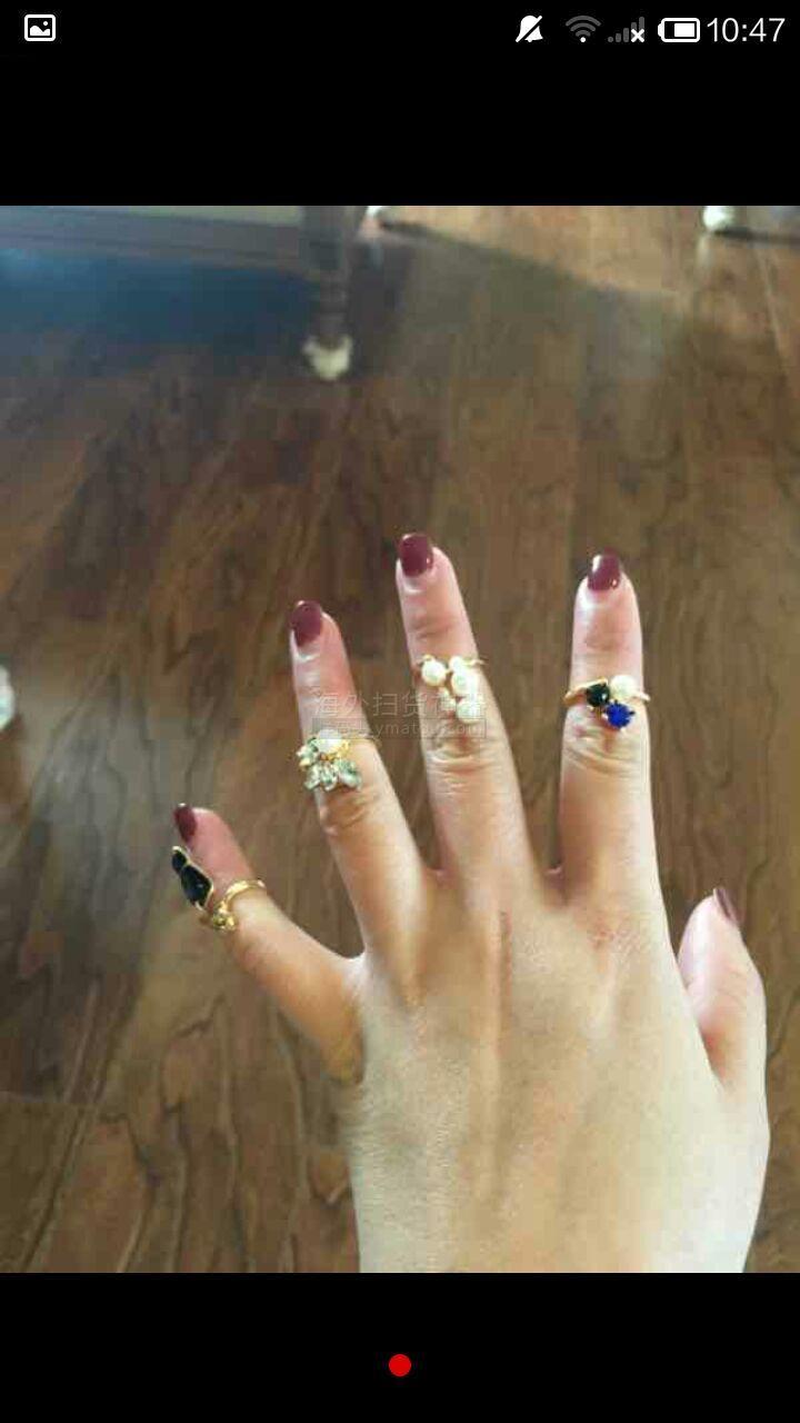 世界上最漂亮的指甲油_