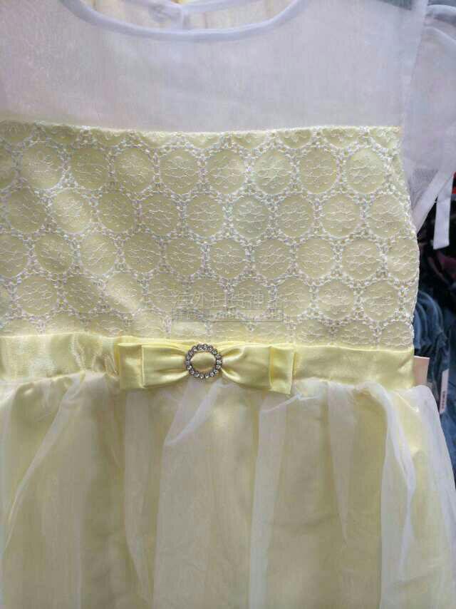 特价JonaMichelle女孩连衣裙。越南制造。5